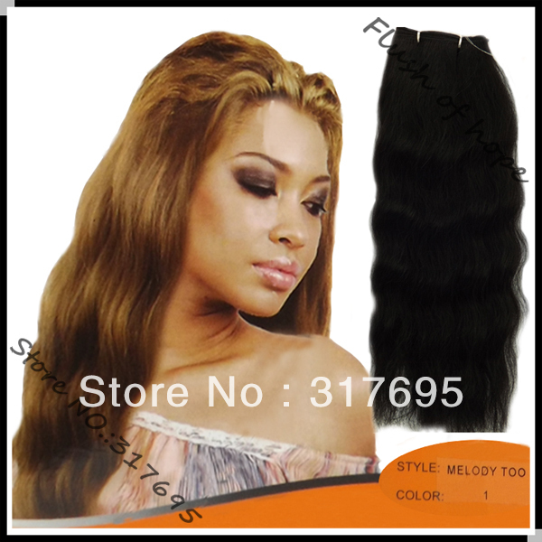 100 premium noble gold melody too synthetic hair extensions 100 premium noble gold melody too synthetic hair extensions machine natural wave hair weaving weft pmusecretfo Choice Image
