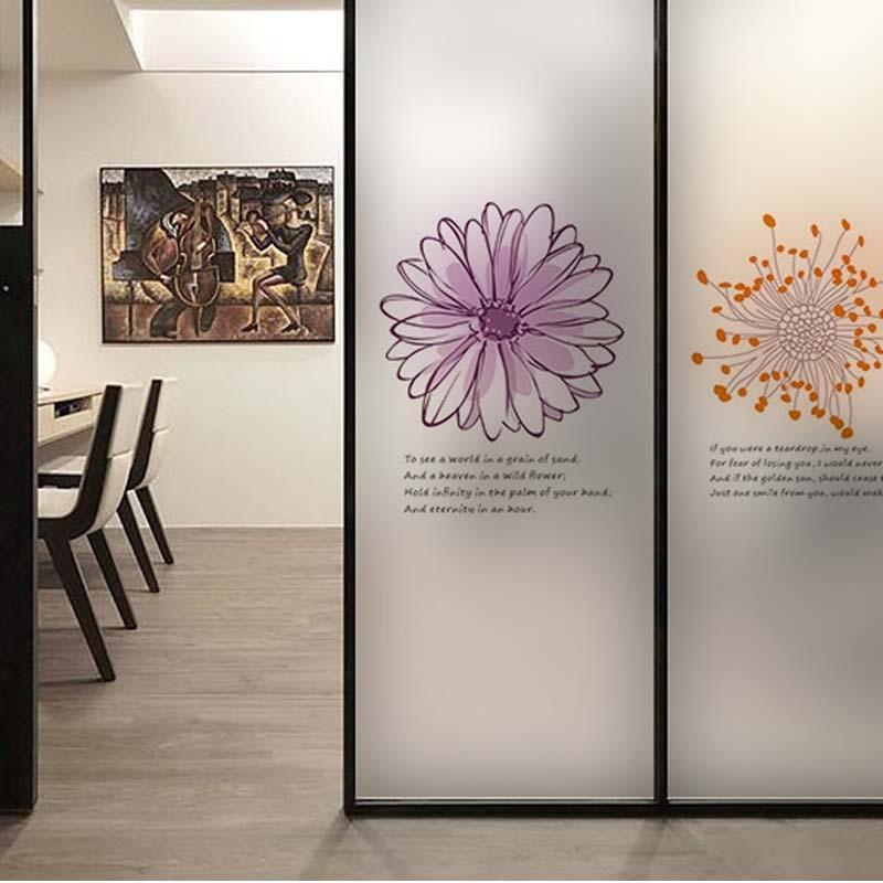 Office Glass Door Sticker Designs