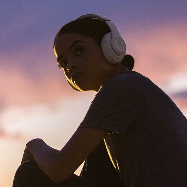Beats Studio3  Headphones Real-time Audio 22hours Battery Stereo Sport Music Headset Wireless Bluetooth Noise Cancelling over-ear