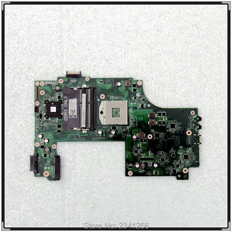 0GKH2C DA0UM9MB6D0 Laptop Motherboard for Dell N7010 for intel HM57 integrated DDR3 Free shipping