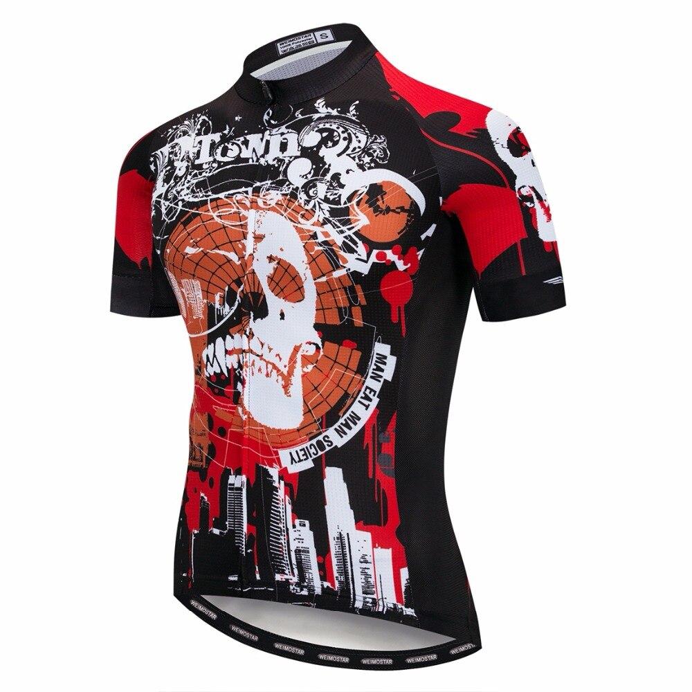 2018 Cycling Jersey Men S Bike Jerseys Mountain MTB Shirts Short ... b69e13058