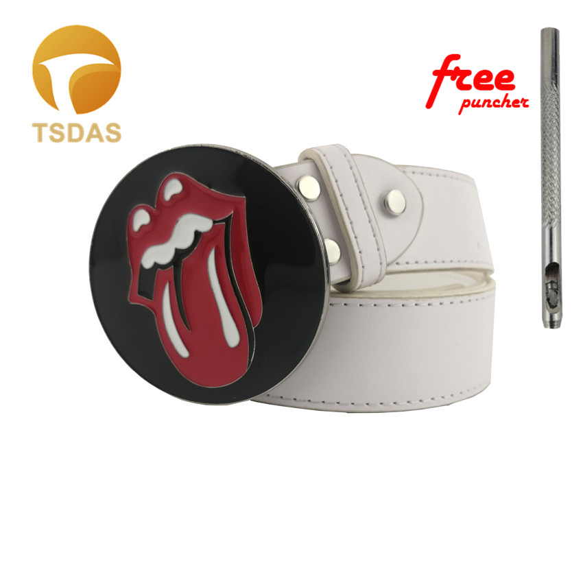 Cocky Belt Buckle s with Free Leather Belt