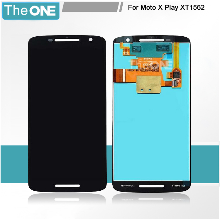 LCD Display Digitizer for Motorola Moto X Play XT1562 XT1563 Touch Screen Assembly Replacement Parts 100% Tested