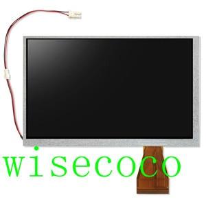 Image 3 - LCD 800*480 TTL LVDS płyta kontrolera VGA 2AV 60 PIN dla 7 cali A070VW04 wsparcie automatycznie Raspberry Pi płyta sterownicza