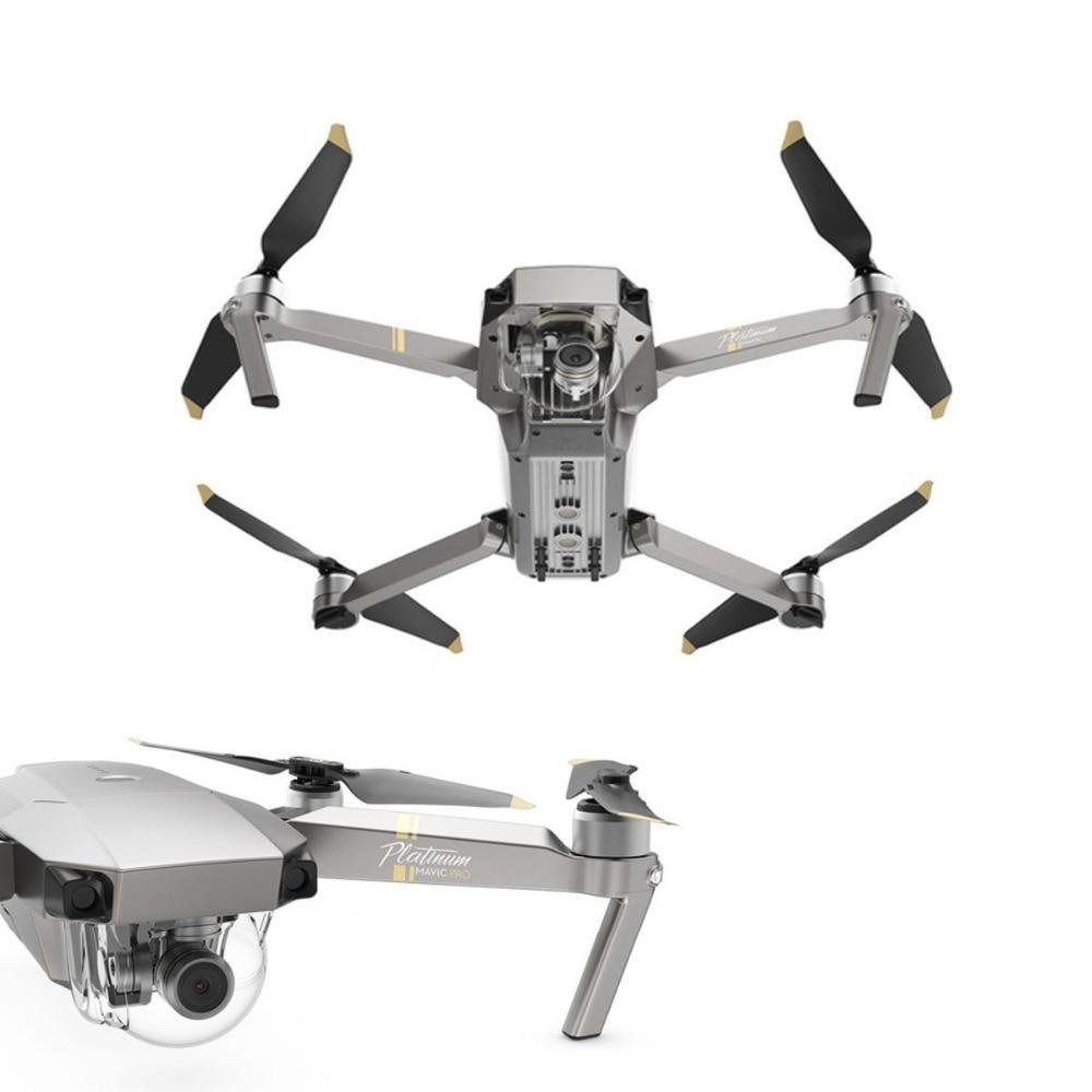 4 Teile Los 2 Para 8331 Geruscharm Quick Release Folding Propeller Dji Mavic Propellers Pro 8331f Prop Fr Oder Platin Quadcopter Kamera Drohne Zubehr