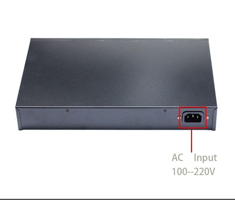 parede, poe para 960p 1080p, 2mp, 3mp, câmera ip hd