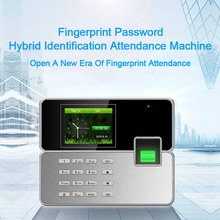 OULET Biometric Time Attendance System TCP/IP USB Fingerprint Reader Access Control System Attendance Clock Employees Device zk f18 access control time attendance system zktime5 0 attendance system f18 fingerprint access control with ic mf card 13 56mhz