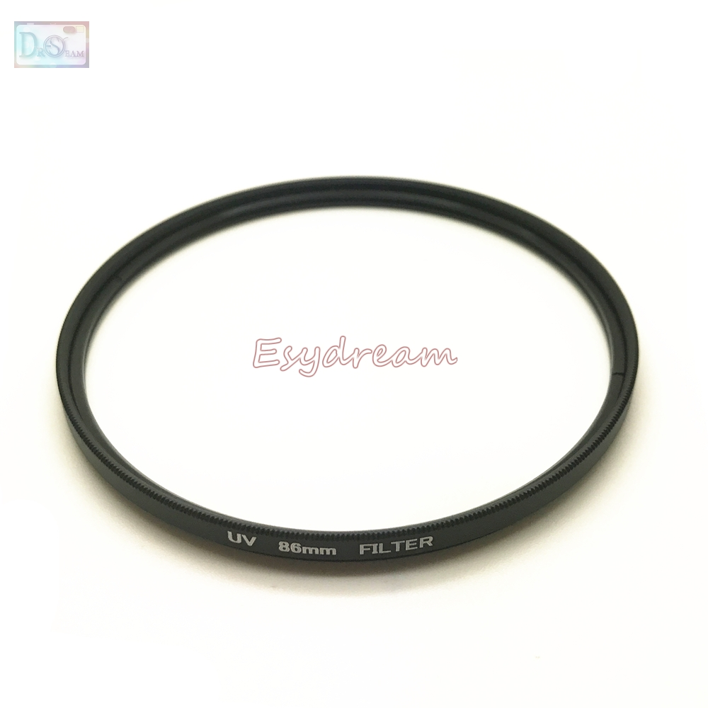 82mm <font><b>86mm</b></font> 95mm 105mm Glass UV <font><b>Filter</b></font> Lens Protection Protector for Canon Nikon Sony Pentax Olympus Camera Lenses 82 86 95 105 mm image