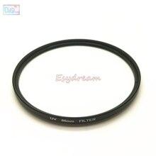 Protetor de lente de filtro uv, 82mm, 86mm, 95mm, 105mm, para canon nikon, sony pentax, olympus lentes das câmeras 82 86 95 105mm