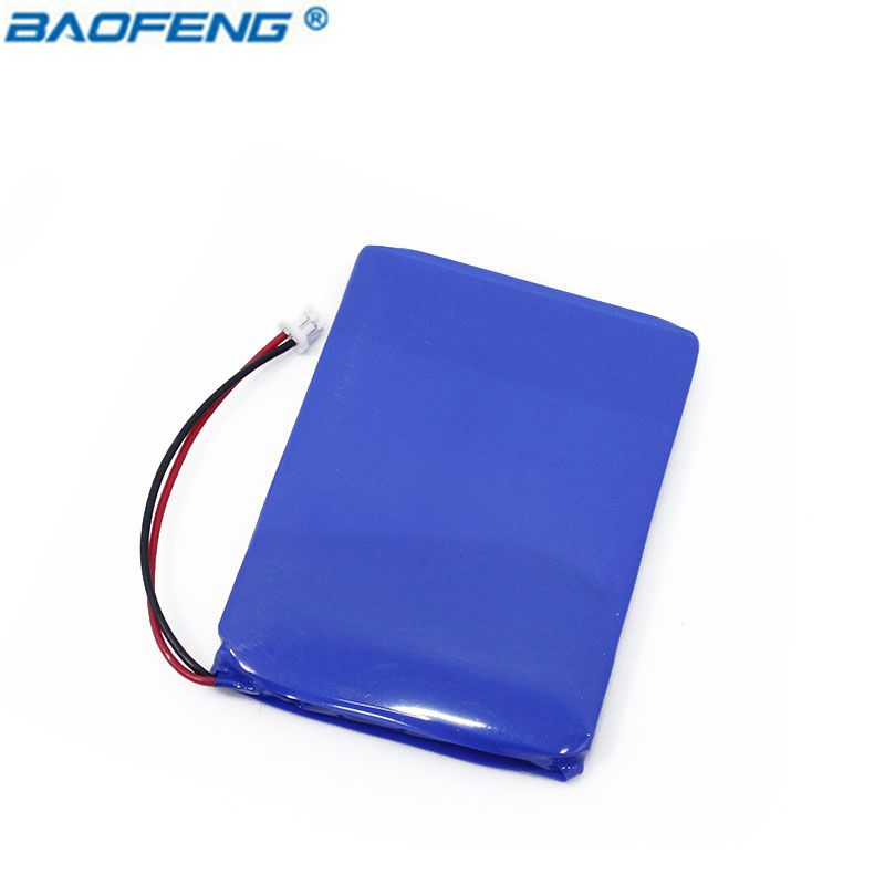 BAOFENG BF-T1 3.7 v 1500 mah Li-ion batterie pour BAOFENG BF-T1 Talkie Walkie BFT1 Mini Two Way Radio baofeng Accessoires BF T1