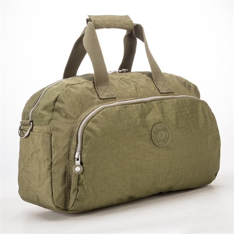 Muškarci Žene Povremeni Putni Duffel Bag Vodootporan Veliki - Torbe za prtljagu i putovanje - Foto 5