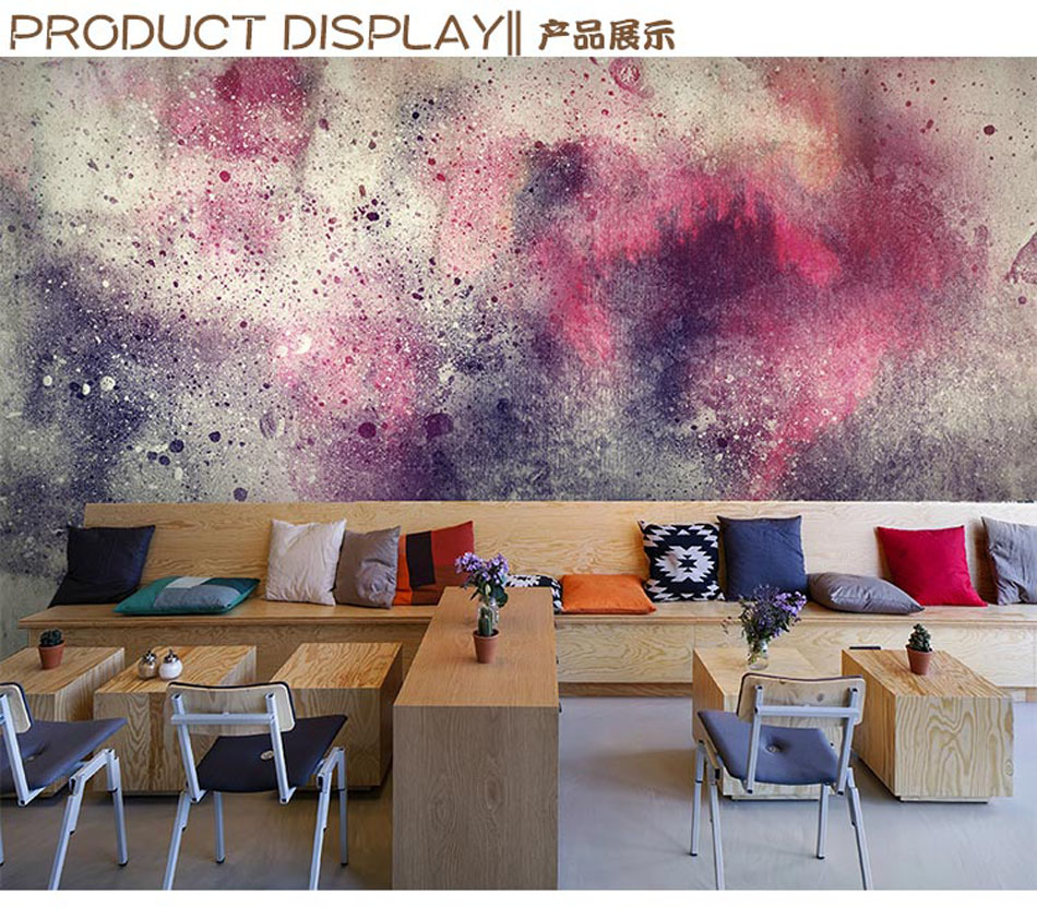 Tapeten Arten Us 15 75 37 Off 3d Galaxy Star Sternenhimmel Raum 2 Arten Tapete Wand Rolle Hotel Restaurant Wohnzimmer Cafe Bar Ktv Hintergrund Decor In 3d Galaxy