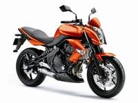 Подходит для Kawasaki ER 6N 2009 2010 впрыска moiding ABS Пластик мотоциклов обтекателя Kit Кузов ER6N 09 10 Бесплатная доставка EMS cb05
