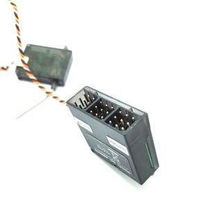 Image 5 - AR8000 8CH Empfänger w/ Remote Satellite SPMAR8000 RX für DSMX DX9 DX8 Quadcopters hubschrauber flugzeug