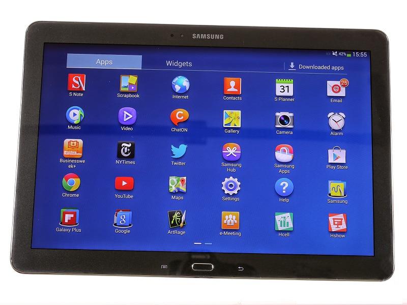Samsung Galaxy Note Pro 12,2 дюймов P905 4 г + WI-FI Tablet PC 3 ГБ Оперативная память 32 ГБ Встроенная память Quad -core 9500 мАч 8MP Камера android-планшет