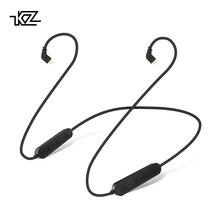 KZ IPX5 Waterproof High Performance Bluetooth 4.1 CSR8645 EDR Wireless Cable for KZ ZS3/ZS5/ZS6/ZSA/ZST/ZS10/ZSR/MMCX Connector цена