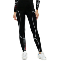 2018 Life on Track new Women Sports Apparel Skin Tights Compression Base Under Layer Long Pants running tight pants Gym Sport
