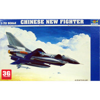 1/72 Çin Fighter-10 J10 Fighter Montaj Uçak Modeli 01611