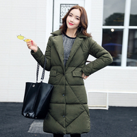 Maternity Clothes Down Jacket Winter Coat Jacket In The Long Section Of Pregnant Women Coat Large