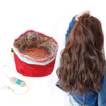 Professional Portable Electric Hair Thermal Treatment Beauty Steamer Nourishung Hair Care Cap For Salon Hairdressing