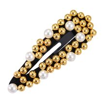 Fashion Wedding Accessories Women's Popular Korean Girls Cute Hairpin Womens Hair Clip Luxury Festival Party Best Gift 10Apr 24(China)