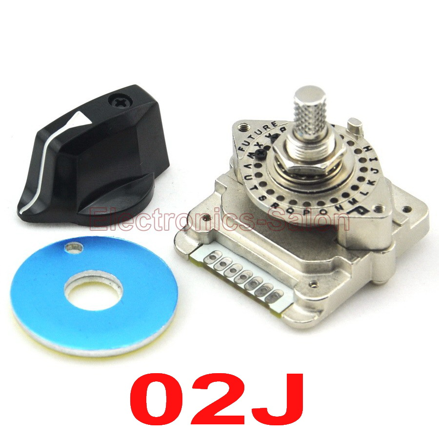 HQ Digital Code Rotary Switch, NDS-02J, Encode, for Industrial Control.HQ Digital Code Rotary Switch, NDS-02J, Encode, for Industrial Control.