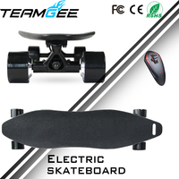 Four Wheel Self Balancing Electric Scooter Electrico Longboard Hoverboard Skateboard Monopattino Elettrico Mi Electric Scooter