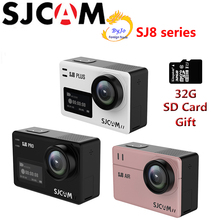 Original SJCAM SJ8 Serie SJ8 Air & SJ8 Plus & SJ8 Pro 1290 P 4 Karat Action Kamera WIFI Fernbedienung Wasserdichte Sport DV