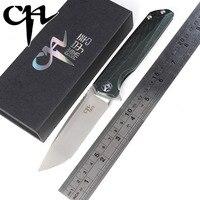 CH 3507 Флиппер складной нож M390 лезвие tatical шарикоподшипник Титан ручка Открытый передач лагерь Охота выживания Ножи EDC инструменты