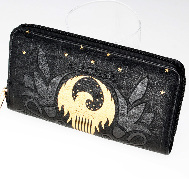 Fantastic Beasts and Where to Find Them Macusa Wallet DFT-2002 fantastic beasts and where to find them city skyli
