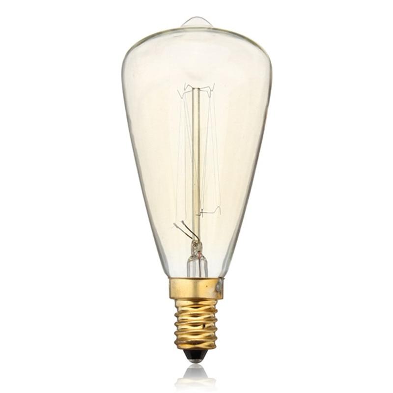 do Bulbo Edison Reprodução 40 Watt Incandescente