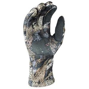 Image 2 - Men 2019 Sitka Men Hunting Gloves Thick fleece Winter Sitka Man Hunting Gloves Quick drying Glove Outdoor Glove USA Size S XL