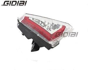 Image 2 - Задний светодиодный тормозной фонарь для мотоцикла, задний тормозной фонарь для Yamaha T MAX 530 TMAX 530 2012 2015 13 14, белый