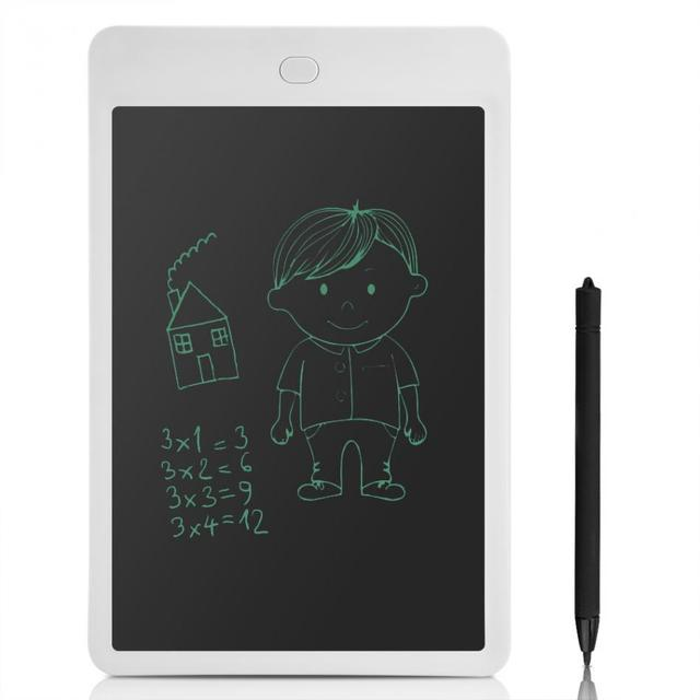 """Cheap Portable for Kids 10"""" LCD Graphics Tablet for Drawing with Stylus Pen Monitor Digital Tablets Writing Board for Children Adult"""