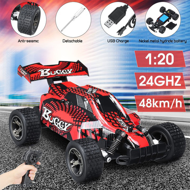 RC Car 2.4G 4CH Rock Crawlers Driving Car Drive Bigfoot Car Remote Control Car Model OffRoad Vehicle Toy wltoys traxxas rc drift купить в Москве 2019