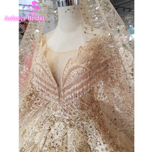 Newest 2019 Puffy Prom Dresses Off Shoulder Arabic Evening Gowns Gala Gold Glitters Dubai Abaya Pageant Party Dress For Wedding