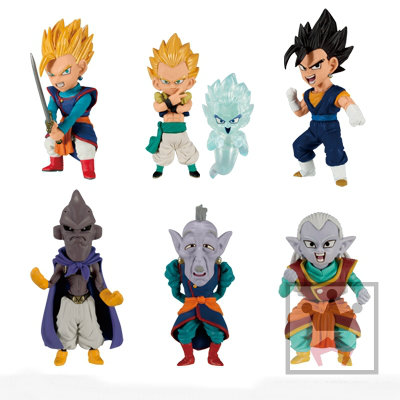 Dragon Ball Z WCF World Collectable Figure  Episode of Boo Buu Vol.2 Full Set 100% Original