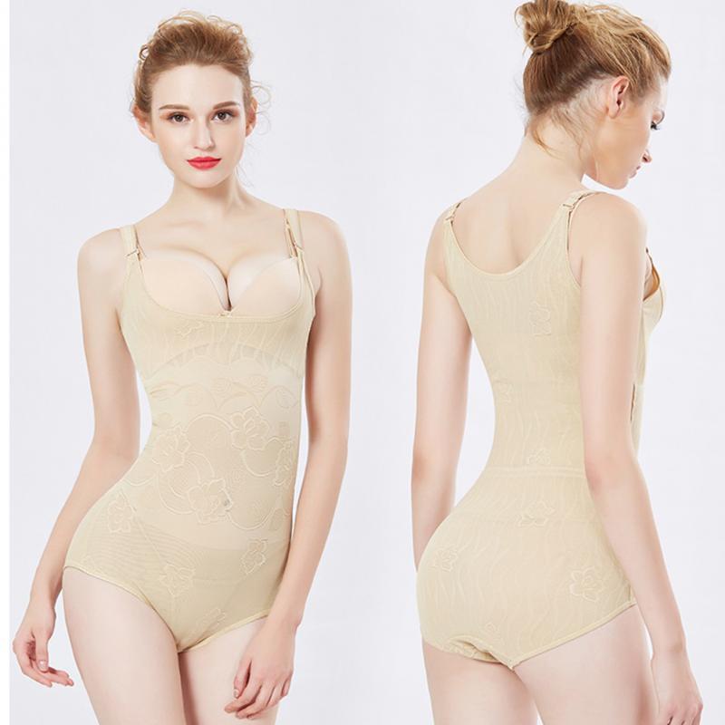 8c5529204d 2019 Women Slimming Underwear Shaper Recover Bodysuits Shapewear ...