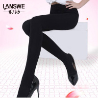 LANSWE High Qulity Micro Pressure Slim Women Tights 1000D Lady Solid Sexy Stocking Clothings Langsha