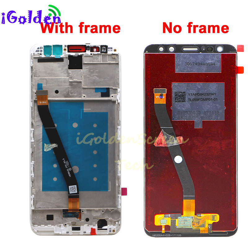 HTB1056zunlYBeNjSszcq6zwhFXad pantalla For Huawei Mate 10 Lite LCD Display Touch Screen Digitizer Screen Glass Panel Assembly with frame for Mate 10 Lite lcd