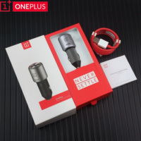 Oneplus warp charge 30 car charger Original 5V=6A Usb type c quick fast One plus 7 Pro Car Charge adapter for one plus 7 6T 6 5T