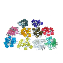 30 X Mixed Amp Mini Blade Fuses Car Motorbike Atm Auto