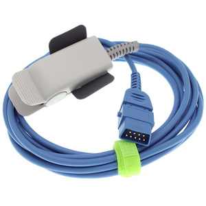 Используется для BCI, Biolight, Bruker, Goldway, Mindray, Edan Оксиметр крови, взрослый/ребенок/палец клип животное ухо/язык spo2 датчик зонда.