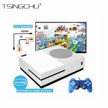 TSINGO 4 GB TV video oyunu Konsol Desteği HDMI ve AV Çıkışı Dahili 600 Klasik Oyunlar Aile El Oyun Çalar HD TV Oyun Oyuncu