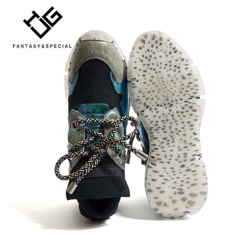 Plein Ugi Chaussures Plate Air Véritable forme Mode Sneakers Ciel Cuir De Papa Vulcanisées Printemps Pu Eur Femmes Pour En Designers Course gris 2019 fTqrf