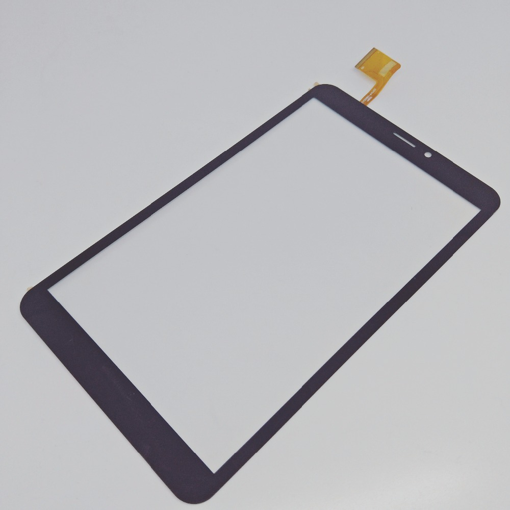 New For 8 inch Prestigio MultiPad PMT3518 4G WIZE 3518 4G touch screen panel Digitizer Glass Sensor replacement 8 inch for prestigio multipad 8 0 hd pmp5588c duo tablet pc touch screen panel digitizer glass sensor p n fpcp0100800071a2