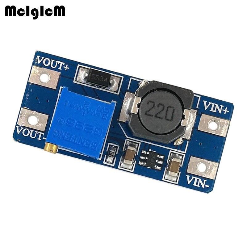 MCIGICM 200pcs MT3608 2A Max DC DC Step Up Power Module Booster Power Module