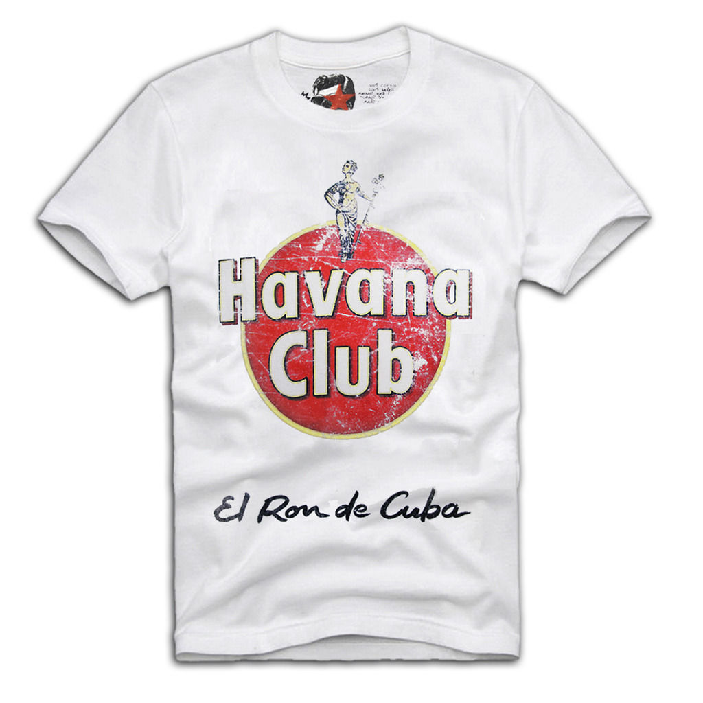 Metal Tin Sign havana club el ron de Cuba Bar Pub Home Vintage Retro Poster