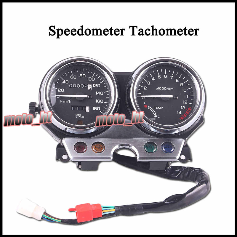 Speedometer Tachometer Tacho Gauge Instruments For HONDA CB 400SF 1992-1993 speedometer tachometer tacho gauge instruments for honda cb 400 2002 2003