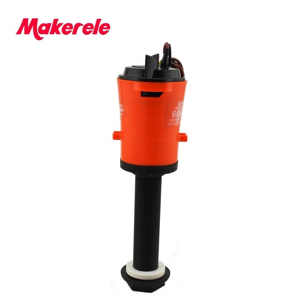 New Fashion Economic Good 800GPH MKBP1 G800 04 3/4 rule 800 bilge pump Submersible Marine Boat Electric Bilge Pump